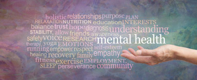 Mental Health Wordcloud